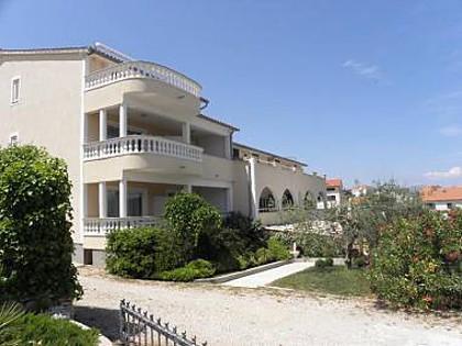 house - 4597  A2(4+2) - Malinska - Malinska - rentals
