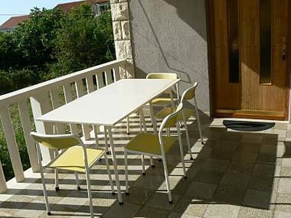A1 livada(4+1): terrace - 4910  A1 livada(4+1) - Supetar - Supetar - rentals