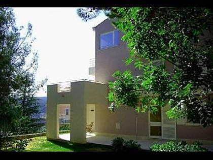 greenery (house and surroundings) - 4922 A ALBONA(2+2) - Rabac - Rabac - rentals