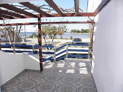 A2(4+1): terrace - 4969  A2(4+1) - Zaton (Zadar) - Zaton (Zadar) - rentals