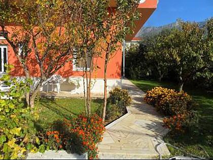 A2(2+2): terrace - 4974 A2(2+2) - Podstrana - Podstrana - rentals