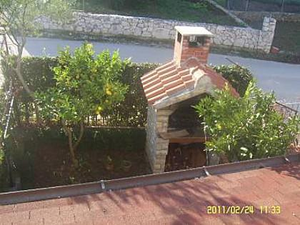 grill (house and surroundings) - 5012 A1(4+2) - Tkon - Tkon - rentals