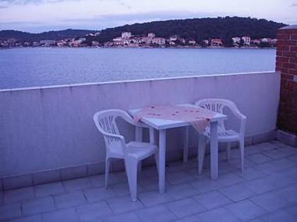 SA7(2): terrace - 5041 SA7(2) - Tisno - Tisno - rentals
