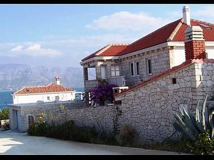 house - 5046 A2(4+1) - Povlja - Povlja - rentals