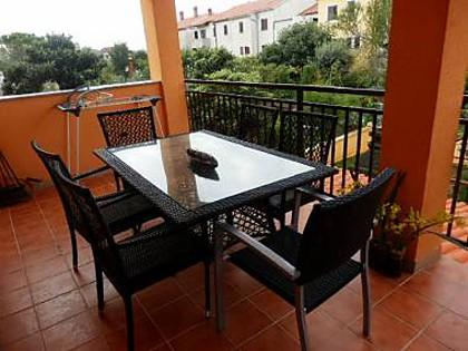 H(11+2): terrace - 5076 H(11+2) - Banjole - Banjole - rentals