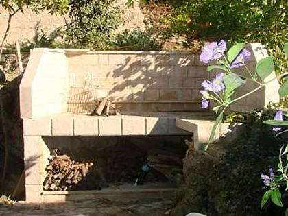 grill (house and surroundings) - 5085  SA5(2) - Sumartin - Sumartin - rentals
