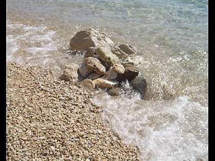 beach - 5118  Ruzmarin(3+2) - Primosten - Primosten - rentals