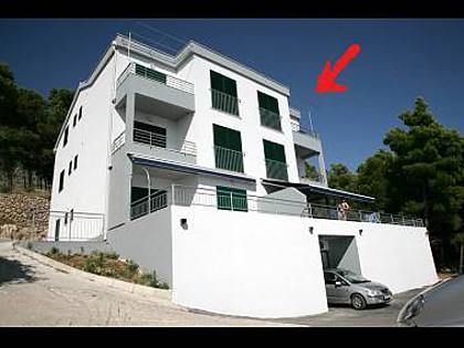 house - 5173  A1(3+2) - Stanici - Stanici - rentals