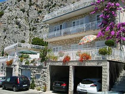 house - 5178 A2(3) bungalov - Omis - Central Dalmatia - rentals