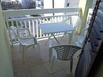 A1(2+2): balcony - 00412OKRG  A1(2+2) - Okrug Gornji - Okrug Gornji - rentals
