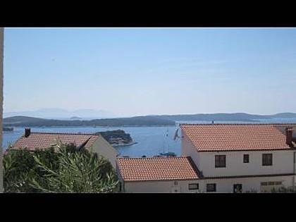 A1(4): terrace view - 5228 A1(4) - Hvar - Hvar - rentals