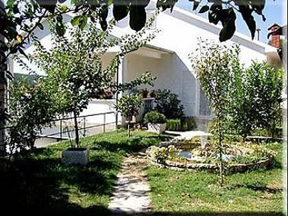 courtyard (house and surroundings) - 2941 A4(2+1) - Kampor - Kampor - rentals