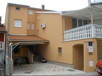 house - 5391 A1(2+1) - Stinjan - Pula - rentals