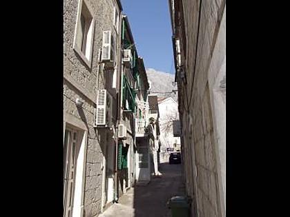 house - 5458  A1(6+2) - Baska Voda - Baska Voda - rentals