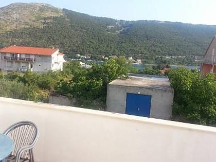 SA1(2+2) južni: terrace view - 5457  SA1(2+2) južni - Grebastica - Grebastica - rentals