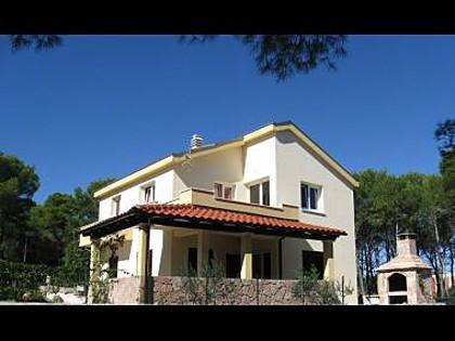 house - 5453  A1(4+1) - Cove Osibova (Milna) - Cove Osibova (Milna) - rentals