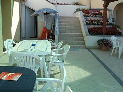 courtyard (house and surroundings) - 5485 SA2(2+1) - Ljubac - Zadar County - rentals