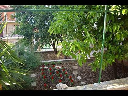 garden (house and surroundings) - 5515  A3 mali (3) - Mastrinka - Mastrinka - rentals