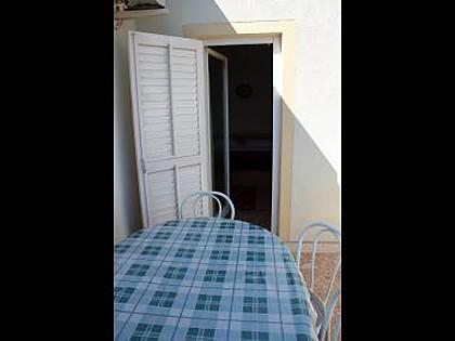 A1(4+1): terrace - 5556 A1(4+1) - Pirovac - Pirovac - rentals