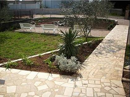 courtyard (house and surroundings) - 5556 A2(4+1) - Pirovac - Pirovac - rentals