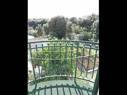 A2(2+1): balcony - 5624 A2(2+1) - Jezera - Jezera - rentals