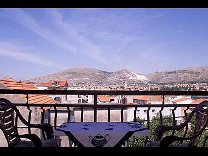 A4(4+1): balcony - 02412TROG A4(4+1) - Trogir - Trogir - rentals