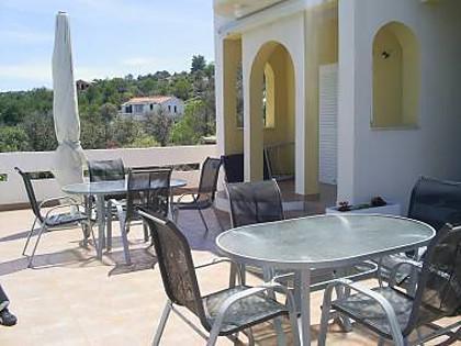A2(4+1): common terrace - 5664 A2(4+1) - Razanj - Razanj - rentals