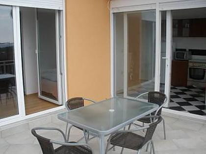 A3(2+2): terrace - 5391 A3(2+2) - Stinjan - Pula - rentals