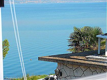 sea view (house and surroundings) - 03312TROG A1(2+1) - Trogir - Trogir - rentals
