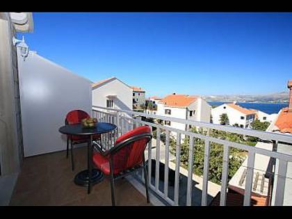 SA2(2+1): balcony - 5712 SA2(2+1) - Cavtat - Cavtat - rentals