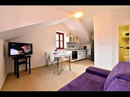 A3(2): living room - 5722 A3(2) - Vodice - Vodice - rentals