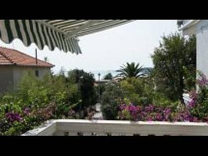 SA6(2): terrace view - 5778 SA6(2) - Orebic - Orebic - rentals