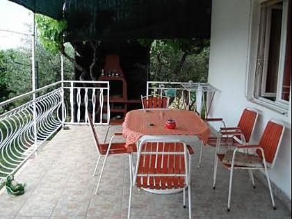 A1(4+2): terrace - 5843 A1(4+2) - Trogir - Trogir - rentals