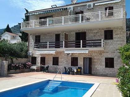 house - 5940  A5(2+1) - Bol - Bol - rentals
