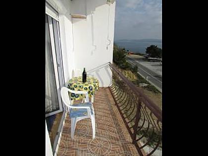 A4(3+1): terrace - 5974 A4(3+1) - Stanici - Stanici - rentals