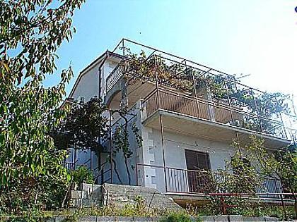 house - 00309STAN  A3 Istok(2+2) - Stanici - Stanici - rentals