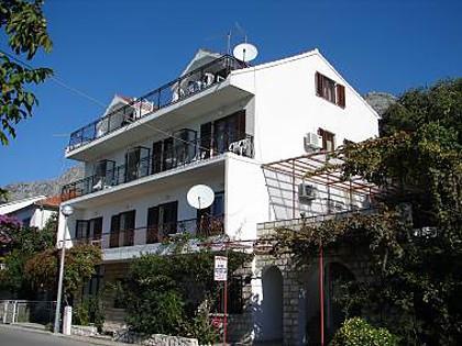 house - 00313GRAD  A3(2+1) - Gradac - Gradac - rentals