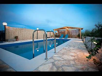 swimming pool (house and surroundings) - 6003 Zapadni ( 2 ) - Seget Vranjica - Seget Vranjica - rentals