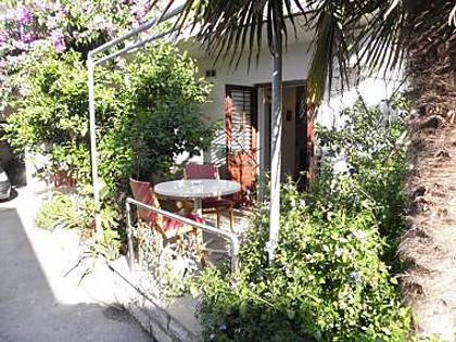 A2(2): garden terrace - 6010 A2(2) - Zadar - Zadar - rentals