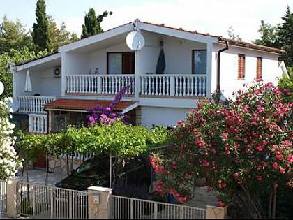 house - 6100  A4(2+2) - Sabunike - Croatia - rentals