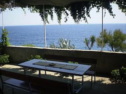 A1(2+2): terrace - 6138 A1(2+2) - Milna (Hvar) - Milna - rentals