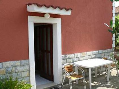 A1 Istocni (4): common terrace - 02912TROG A1 Istocni (4) - Trogir - Trogir - rentals