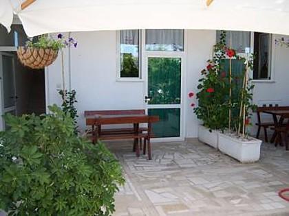 A1(2+2): covered terrace - 01513MAKA A1(2+2) - Makarska - Makarska - rentals