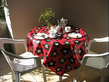A3(2): covered terrace - 7209 A3(2) - Supetar - Supetar - rentals