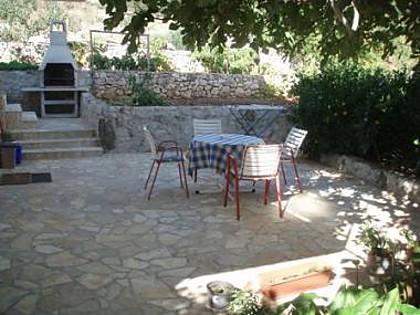 A1(6): garden terrace - 7207 A1(6) - Marina - Marina - rentals
