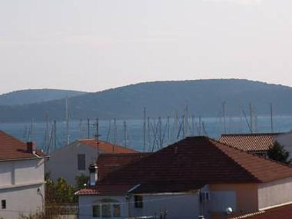 Alina 5(2+2): balcony view - 7245 Alina 5(2+2) - Vodice - Vodice - rentals
