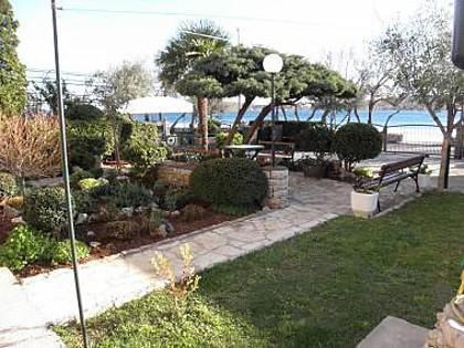 courtyard - 7255 A4(2+2) - Vodice - Vodice - rentals