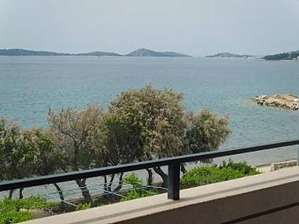 A1(4+2): terrace view - 7255 A1(4+2) - Vodice - Vodice - rentals