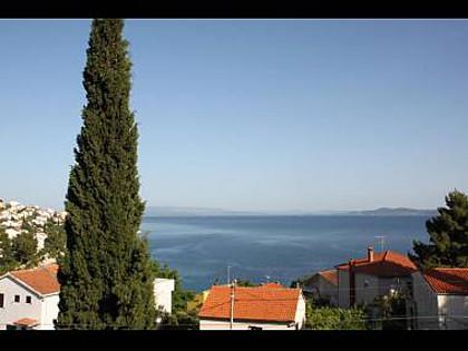 A2(4+2): terrace view - 7994 A2(4+2) - Okrug Gornji - Okrug Gornji - rentals