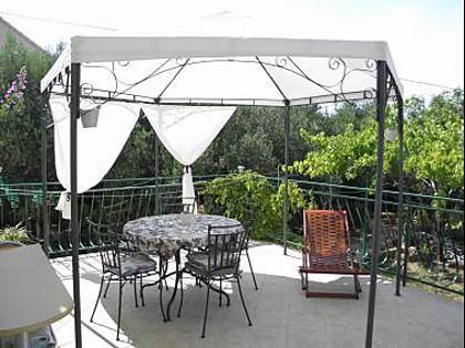H(6+2): terrace - 8026  H(6+2) - Supetar - Supetar - rentals